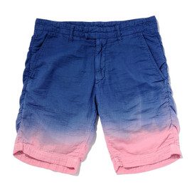 bal - GRADATION DYE GAUZE SHORT