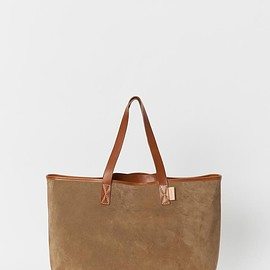 Hender Scheme - leather core tote