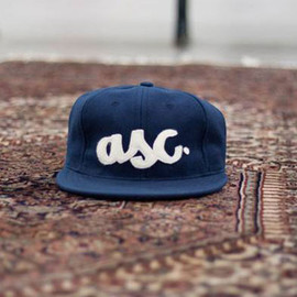 Amsterdam Shoe Co., Ebbets Field Flannels - Wool Cap Navy