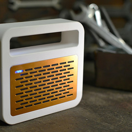 Eduardo Alessi - Sound + Go bluetooth speaker