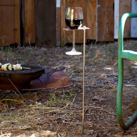 stripeycity - Boho Wine Glass Holder