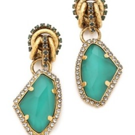 Erickson Beamon - Garden Party Earrings