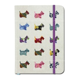 Gorjuss Santoro - Scottie Dogs Hardcover Note Book Santoro