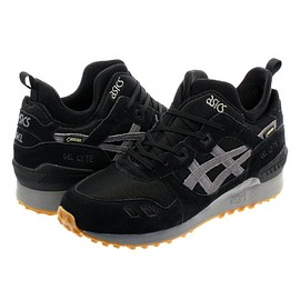 ASICS Tiger - GEL-LYTE MT G-TX アシックス ゲルライト MT ゴアテックス BLACK/CARBON 1193a041-001 :1193a041-001:LOWTEX -