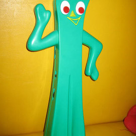 Prema Toy Co. - Gumby Table AM/FM Radio