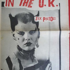 Sex Pistols - ANARCHY IN THE U.K. magazine #1
