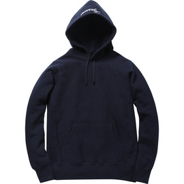 Supreme - Heather Pullover - Heather Navy