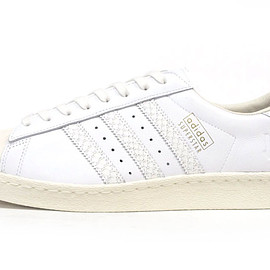 "adidas - SUPERSTAR 80V UNDFTD ""UNDEFEATED"" ""SUPERSTAR PACK"""