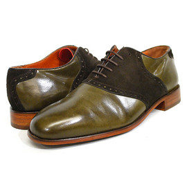 Brooks Brothers - Florsheim by Duckie Brown for Brooks Brothers