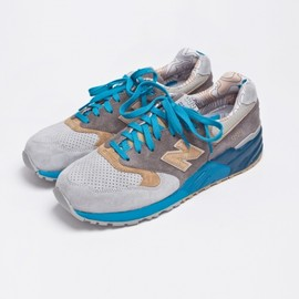 New Balance - ML999 Grey / Turquoise