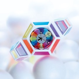 Fred Butler for Swatch - Dodecahedron Collision