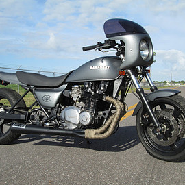 KAWASAKI - KZ1000P 1986 By Bare Bone Rides