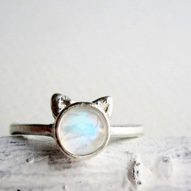 EveryBear Jewel - Cat Ring