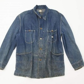 Lee - 田村 紀子さんのVintage Lee Denim Coverall