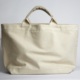 Quit Mad Stop - #10 duck canvas beach bag