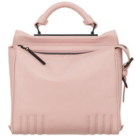 3.1 PHILLIP LIM - Small Ryder Satchel In Bubblegum And Black