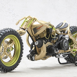 TGS - Seppster 2 Ice Racer custom motorcycle