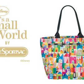 LeSportsac - It's a Small World