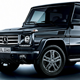 Mercedes-Benz - G350 BlueTEC