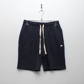 cup and cone - Sweat Shorts - Navy