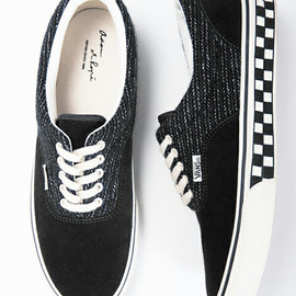 VANS - Beachcloth Checkered Exclusive Model