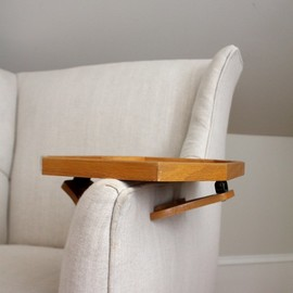 Mid Century Arm Chair Tray