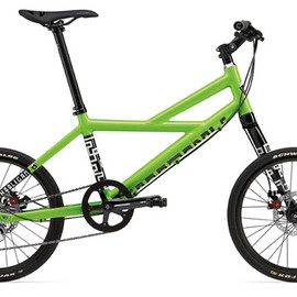 CANNONDALE - HOOLIGAN 9