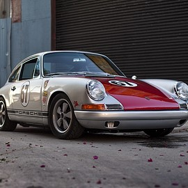 Porsche - 911S 1967 by  Magnus Walker