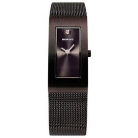 Bering Time - Ladies All Brown Watch