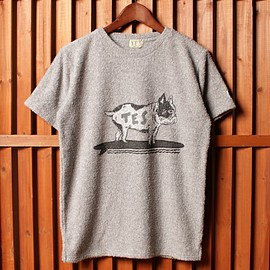 The Endless Summer - 「TES COMFORTABLE PILE BUHI TEE」