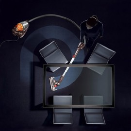 Dyson - DC21 Stowaway Canister Vacuum