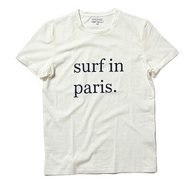 CUISSE DE GRENOUILLE - SURF IN PARIS WHITE