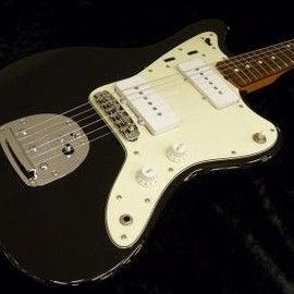 Fender Japan - Fender Japan JM66 BLACK