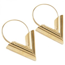 LOUIS VUITTON - EARRINGS