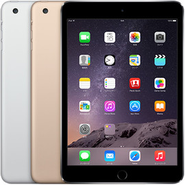 Apple - iPad mini 3
