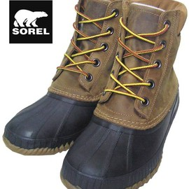 SOREL - Cheyanne Lace Full Grain
