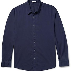 James Perse - Cotton-Poplin Shirt