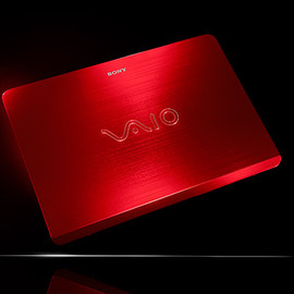 SONY - VAIO Fit 15/14 red edition