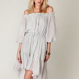 Free People - Shaku Peasant Dress