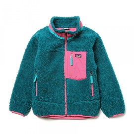Patagonia - Patagonia / 16 Girls Retro X Jacket (5~12y)
