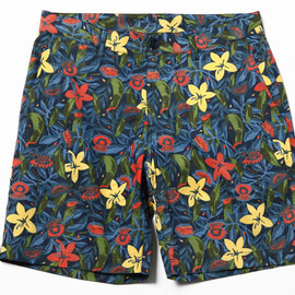 SILAS - NEPENTHES ALOHA SHORTS