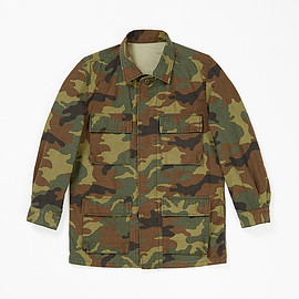 URBAN RESEARCH - Camouflage Jacket