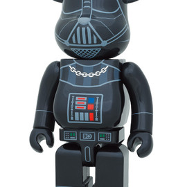 MEDICOM TOY - BE@RBRICK 400% Darth Vader