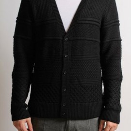 Neil Barrett - Cardigan in Black