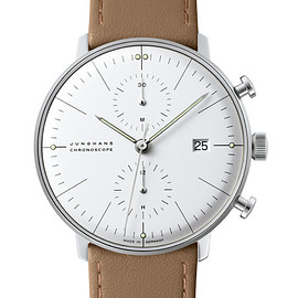 Max Bill by Junghans - Chronoscope