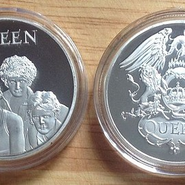 Queen - SilverCoin| Royal Mint