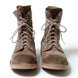 nonnative - WANDERER LACEUP BOOT