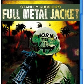 STANLEY KUBRICK - FULL METAL JACKET (Blu-ray)