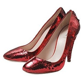miu miu - sequin pumps