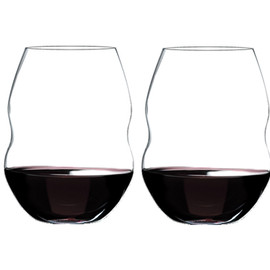 RIEDEL - Swirl Glasses,Red Wine by Georg Riedel